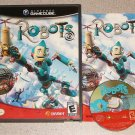 ROBOTS NINTENDO GAMECUBE 100% COMPLETE PLAYS ON WII