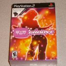 EYE TOY GROOVE W/ EYETOY PS2 PLAYSTATION 2 NEW SEALED