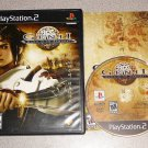 GENJI DAWN OF SAMURAI PS2 PLAYSTATION 2 100% COMPLETE
