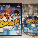BOOGIE PS2 PLAYSTATION 2 100% COMPLETE