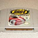 RIDGE RACER 64 N64 NINTENDO 64