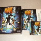 MDK 2 MDK2 PC 100% COMPLETE BIG BOX