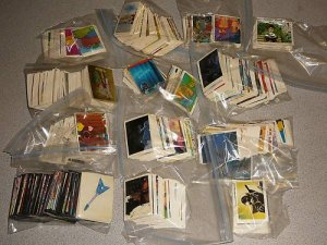 PANINI STICKERS CARDS 1000s TO CHOOSE FROM 80s ALBUMS