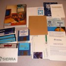 SIERRA PACK MOTHER GOOSE SPACE KING QUEST PC 3 GAMES
