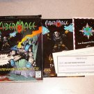CYBER MAGE SHAREWARE MISSION CD PC NEW MIB ORIGIN RARE