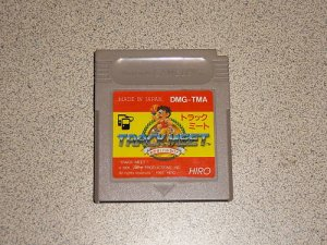 TRACK MEET NINTENDO GAMEBOY SP COLOR IMPORT