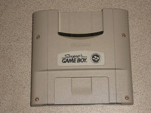 SUPER GAME BOY GAMEBOY ADAPTER SFC SUPER FAMICOM IMPORT