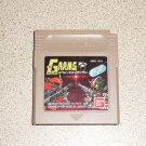 SD GUNDAM G-ARMS GAMEBOY SP COLOR IMPORT