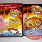 SPONGEBOB SQUAREPANTS MOVIE PLAYSTATION 2 PS2 COMPLETE