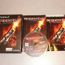 RESIDENT EVIL OUTBREAK FILE PS2 110% COMPLETE