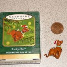 Hallmark Scooby Doo Tiny Keepsake Ornament 2001 Boxed