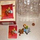 Hallmark Scooby Doo & Shaggy Wind Up Ornament 2002
