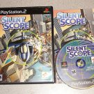 SILENT SCOPE ORIGINAL MATURE PS2 100% COMPLETE