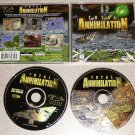 TOTAL ANNIHILATION WIN 95 PC IBM CD ROM
