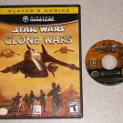 STAR WARS CLONE WARS NINTENDO GAMECUBE PLAYS ON THE WII