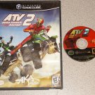 ATV QUAD POWER RACING 2 GAMECUBE PLAYS ON THE WII