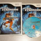ALIEN SYNDROME NINTENDO WII 100% COMPLETE