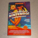 ULTIMATE UNAUTHORIZED NINTENDO GAME STRATEGIES NES BOOK