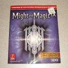 MIGHT AND MAGIC IX 9 STRATEGY GUIDE PC PRIMA GAMES SC