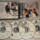 FINAL FANTASY VIII 8 PLAYSTATION PS1 PLAYSTATION
