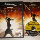 BALDUR'S GATE DARK ALLIANCE GAMECUBE 100% PLAYS ON WII