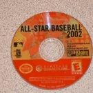 ALL STAR BASEBALL 2002 NINTENDO GAMECUBE PLAYS WII