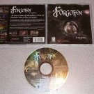 THE FORGOTTEN IT BEGINS PC CD ROM