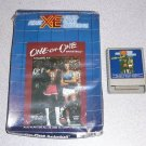 ONE ON ONE BASKETBALL ATARI XE XL 800 BOXED VINTAGE
