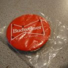 BUDWEISER LIGHT UP RED PIN BRAND NEW IN PACKAGE KING