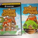 ANIMAL CROSSING COMPLETE NINTENDO GAMECUBE PLAYS WII