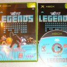 TAITO LEGENDS 29 GAMES XBOX 100% COMPLETE