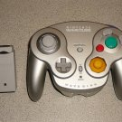 WAVEBIRD WIRELESS CONTROLLER NINTENDO GAMECUBE PLATINUM