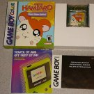 HAMTARO HAM HAMS GAMES & UNITE GAMEBOY ADVANCE 2 GAMES