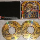 CIRCLE OF BLOOD WIN 95 GAME PC CD WIN ROM