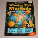 WINNING TIPS FOR NINTENDO CONSUMER GUIDE #1 NES 1989