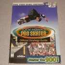 TONY HAWK PRO SKATER 1  BRADY OFFICIAL STRATEGY GUIDE