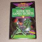 SUPER NES GAMES SECRETS #2 PRIMA STRATEGY GUIDE BOOK