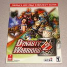 DYNASTY WARRIORS 2 PRIMA OFFICIAL STRATEGY GUIDE