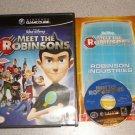 MEET THE ROBINSONS NINTENDO GAMECUBE COMPLETE 100% WII