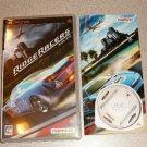 RIDGE RACERS SONY PSP 100% COMPLETE IMPORT NAMCO