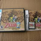 LEGEND OF ZELDA PHANTOM HOURGLASS DS NINTENDO COMPLETE