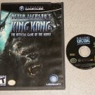 KING KONG MOVIE GAME GAMECUBE PLAYS ON THE WII