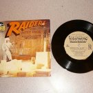 RAIDERS OF THE LOST ARK 33 1/3 RPM RECORD BOOK SET