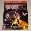 SPYRO THE DRAGON PRIMA PS1 OFFICIAL STRATEGY GUIDE