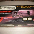 ACTION SET NES NINTENDO SYSTEM BOXED COMPLETE 100%