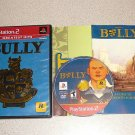 BULLY ORIGINAL PS2 PLAYSTATION 100% POSTER COMPLETE