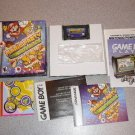MARIO PARTY ADVANCE NINTENDO GAMEBOY 100% COMPLETE