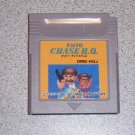 CHASE H.Q. TATIO HQ NINTENDO GAMEBOY SP COLOR IMPORT