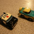 MICRO LIGHTS COLLECTION #3 MICRO MACHINES 1990 SET
