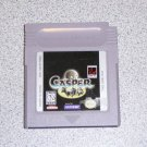 CASPER THE GHOST NATSUME GAME NINTENDO GAMEBOY SP COLOR